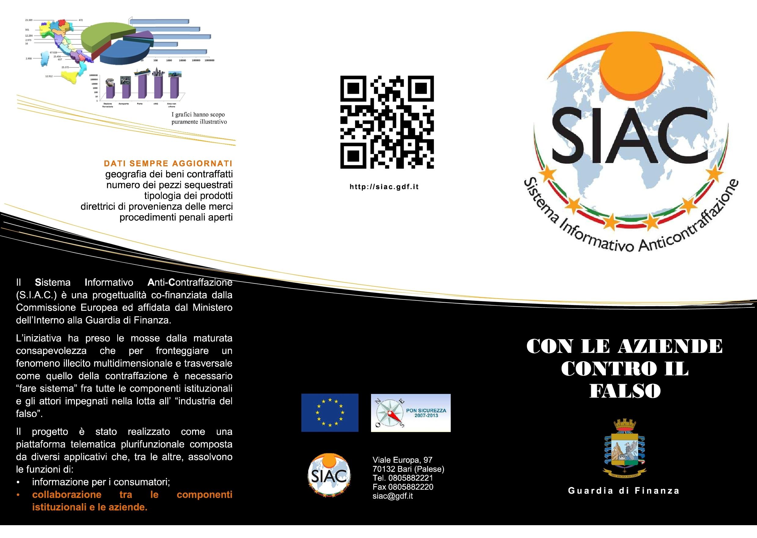 brochure SIAC - ita